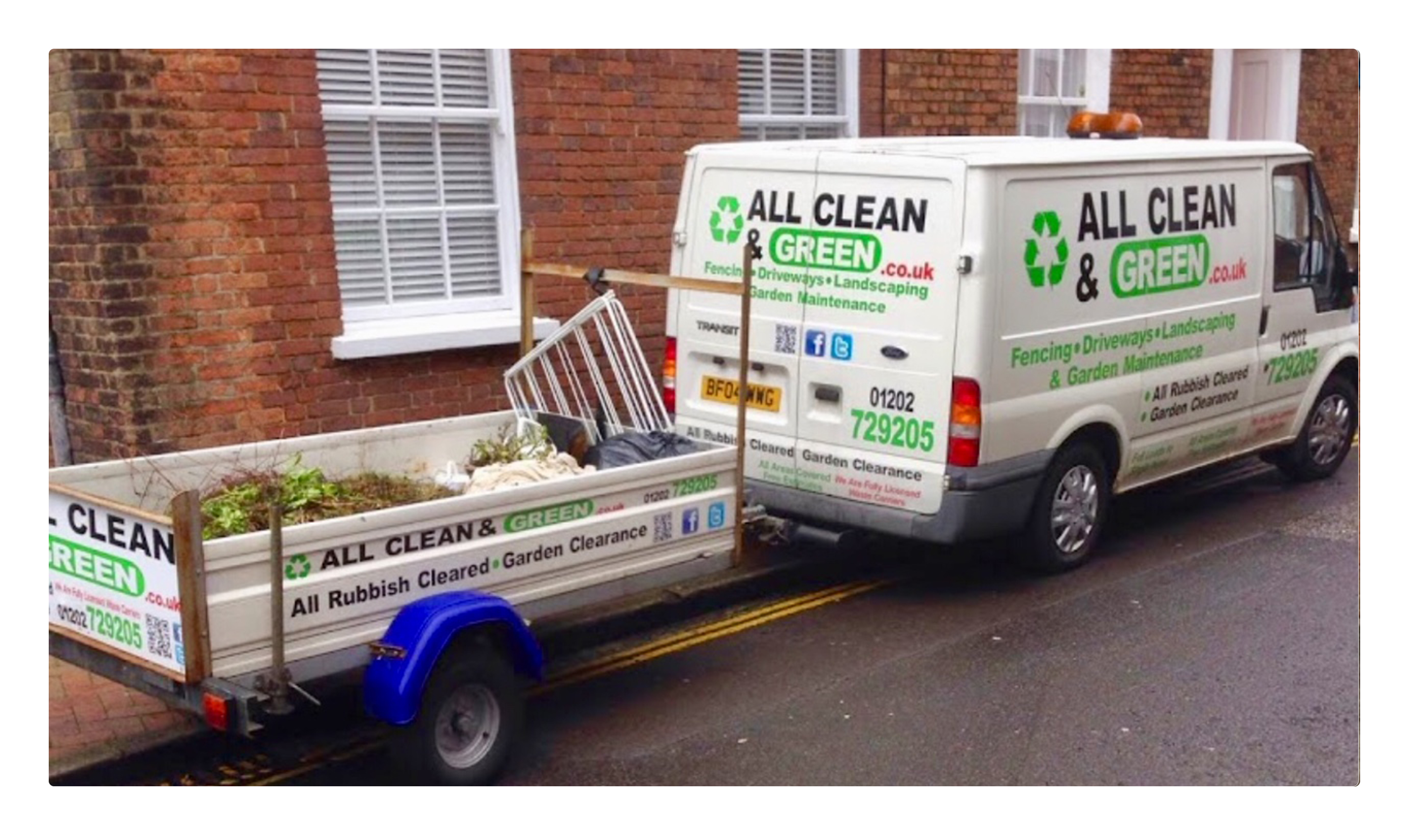 Garden Clearance Blandford